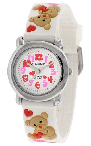 Jacques Farel Uhr Mädchen - Armbanduhr Hbbc3388 Bild