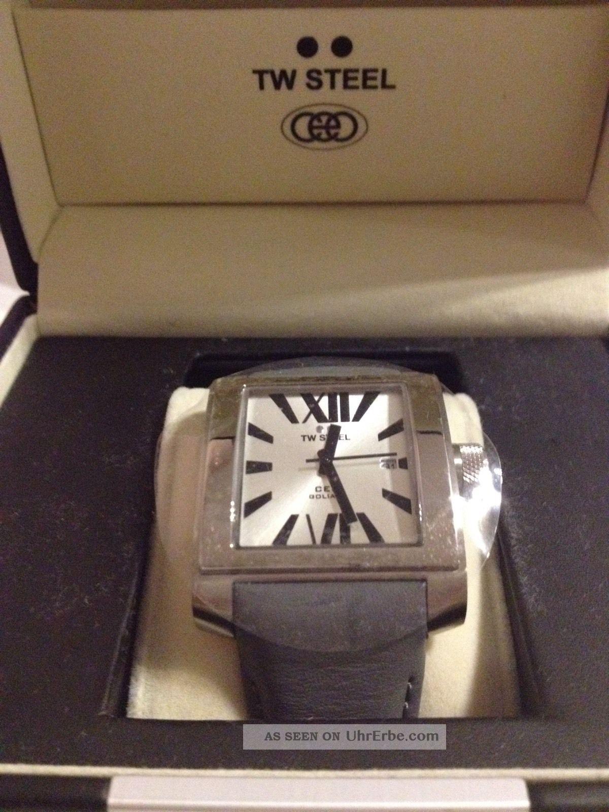 Tw Steel Ceo Armbanduhren Bild