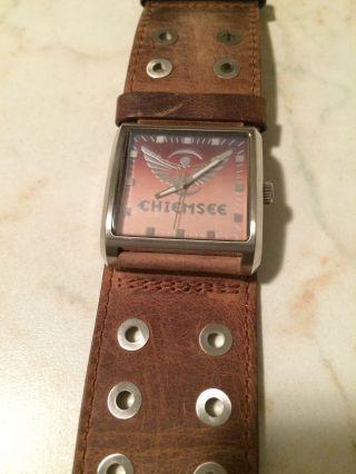 Armbanduhr Von Chiemsee Bild