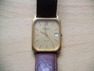 Uhr Sammlung Alte Helvetia Allweather Quartz Armbanduhr Bild