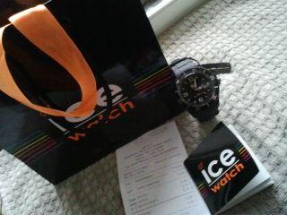 Top Ice Watch Black - Armbanduhr - / Unisex / Fast Bild