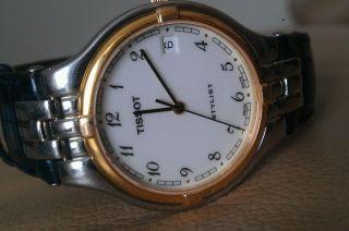 Tissot Armbanduhr Bild