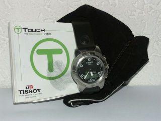 Tissot Touch Herrenarmband - Chrono Bild