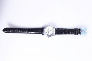 Aida Armbanduhr Schwarz - Silberfarben Größe One Size Schwarz Bild