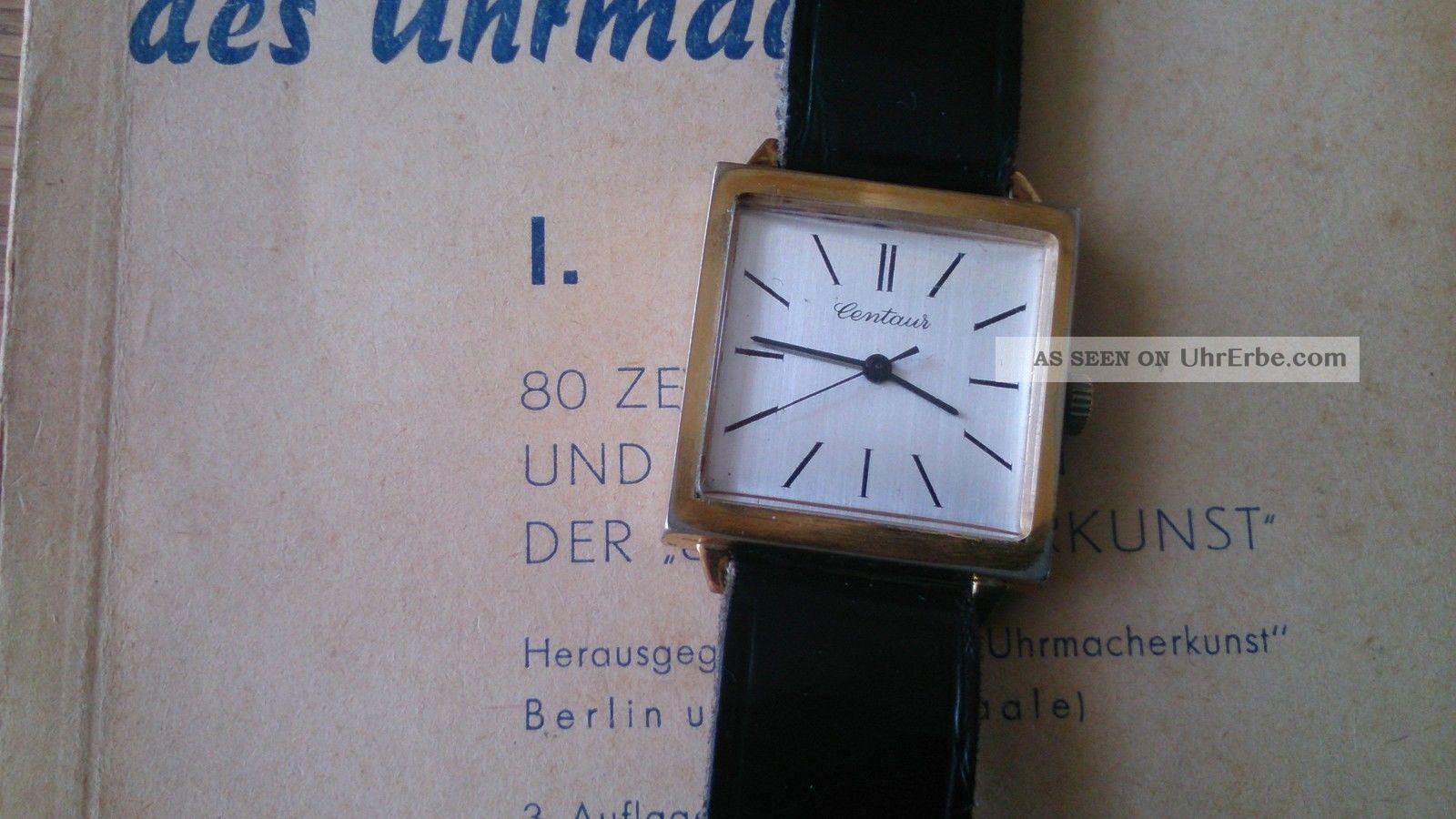 Armbanduhr Centaur (zentra) Armbanduhren Bild