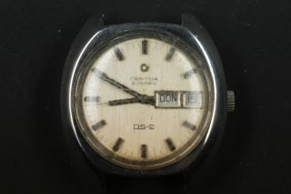 Certina Ds - 2 Automatic Taucheruhr Bild