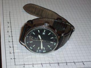 Hirsch Uhr Datum Bild