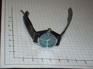 Citizen Uhr Mit Datum Schwarz Bild