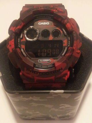 Casio G - Shock Gd - 120cm - 4er Bild