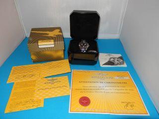 Breitling Colt Ocean,  Mit Allen Zertifikaten Und Edelstahlarmband Bild