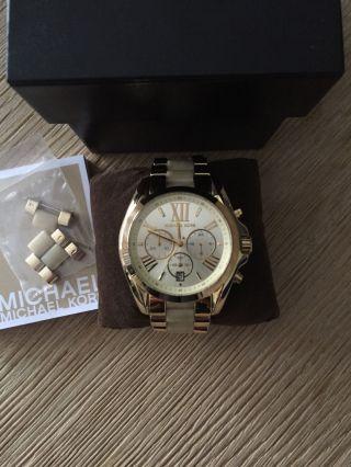Michael Kors Uhr Gold Mk 6066 Top Bild