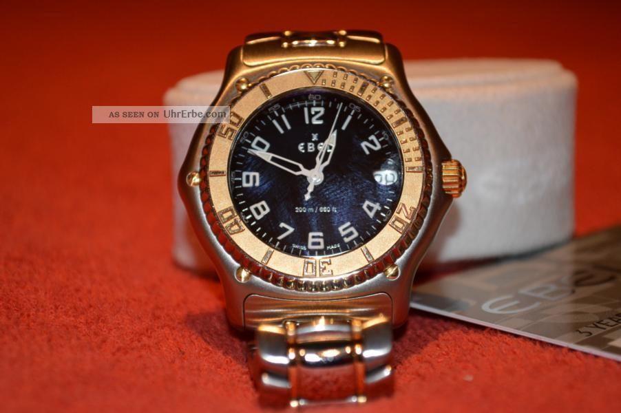 Ebel Discovery 14karat Armbanduhren Bild