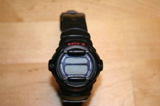 Casio Baby - G Armbanduhr Bg - 151 Schwarz Uhr Digital Bild