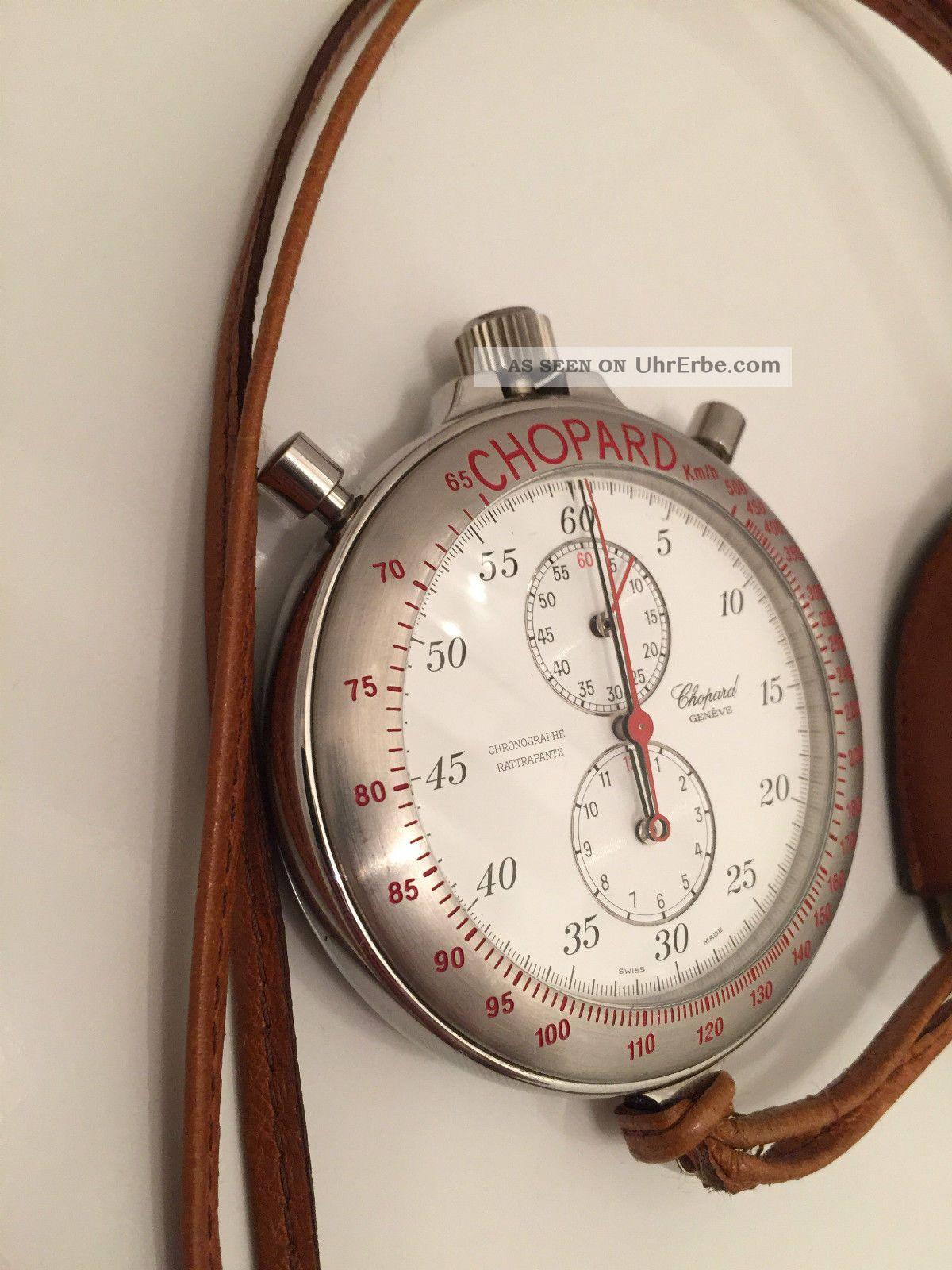 Chopard Mille Miglia Rattrapante Doppel Chronograph Armbanduhren Bild