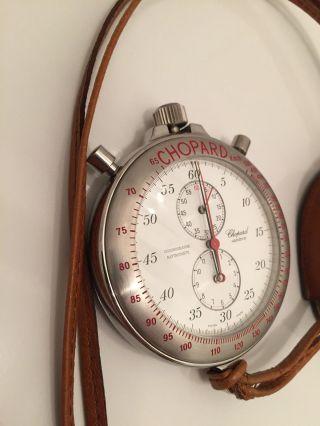 Chopard Mille Miglia Rattrapante Doppel Chronograph Bild
