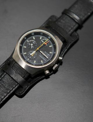 Bundeswehr Chronograph Fliegeruhr Arctos Bild