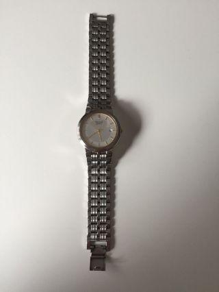 Pulsar Quartz Uhr Mit Datumsanzeige Bild