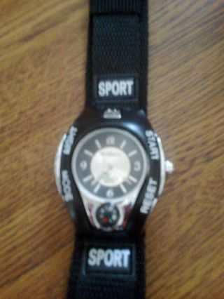Sportarmbanduhr Bild