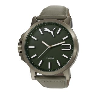 Puma Pu103461004 Ultrasize Leather Green Bild