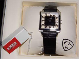 Roamer Of Switzerland Armbanduhr Noch Nie Getragen Bild