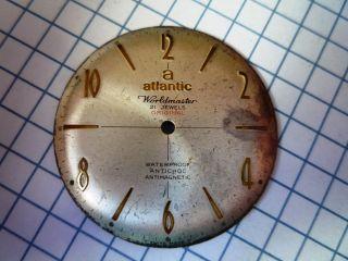 Sammlerstück Atlantic - Zifferblatt - Worldmaster,