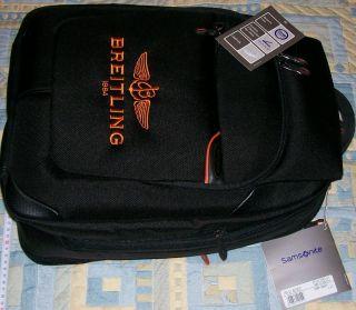 Breitling Samsonite Laptop - Rucksack Bild