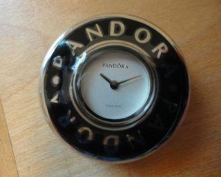 Pandora Uhr Embrance 811039ls Silber/schwarz Bild