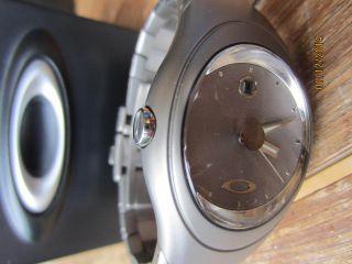 Oakley Icon Wie Timebomb Titan Uhr Mit Box Time Bomb Bild