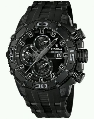 Festina Tour Chrono Bike 2012 Limited Edition