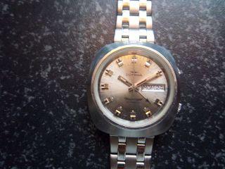 Dugena Manager Armbandwecker Automatic As 5008 Baugleich Mit Fortis Brainmatic Bild
