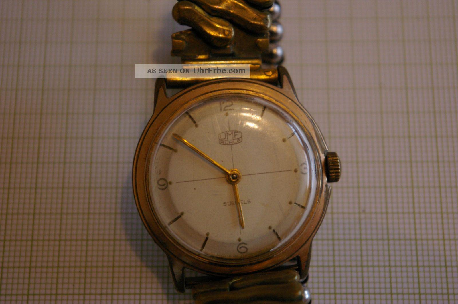Armbanduhr Ruhla Armbanduhren Bild