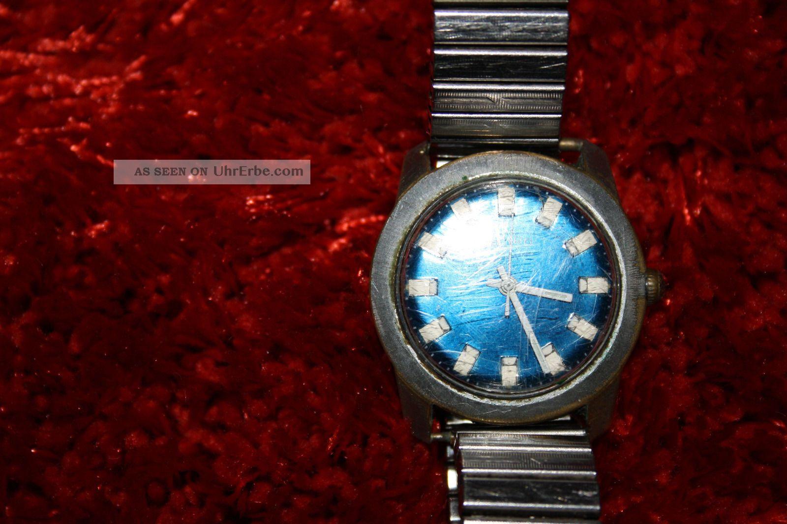 Zentra Herrenarmbanduhr Armbanduhren Bild