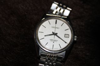 Seiko Lord Matic Herrenarmbanduhr Bild