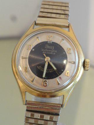 Seltene Renz Armbanduhr,  Automatic Bild