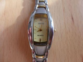 Da.  Armbanduhr,  Gucci Bild