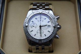 Breitling Chronomat Evolution A13356 Mit Bis 8/16 Bild