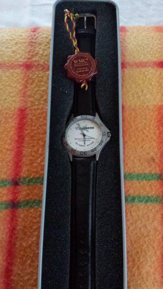 Wmc Uhr In Metalldose Mit Zertifikat Bild
