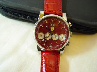 Ferrari Chronograph,  Automatik,  Ungetragen Bild