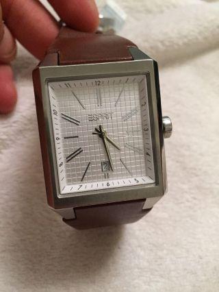 Esprit Uhr Np.  85€, Bild