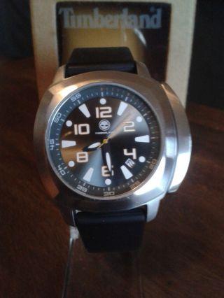 Timberland Unisex Analog Armbanduhr Uhr Qt4119103 Bild