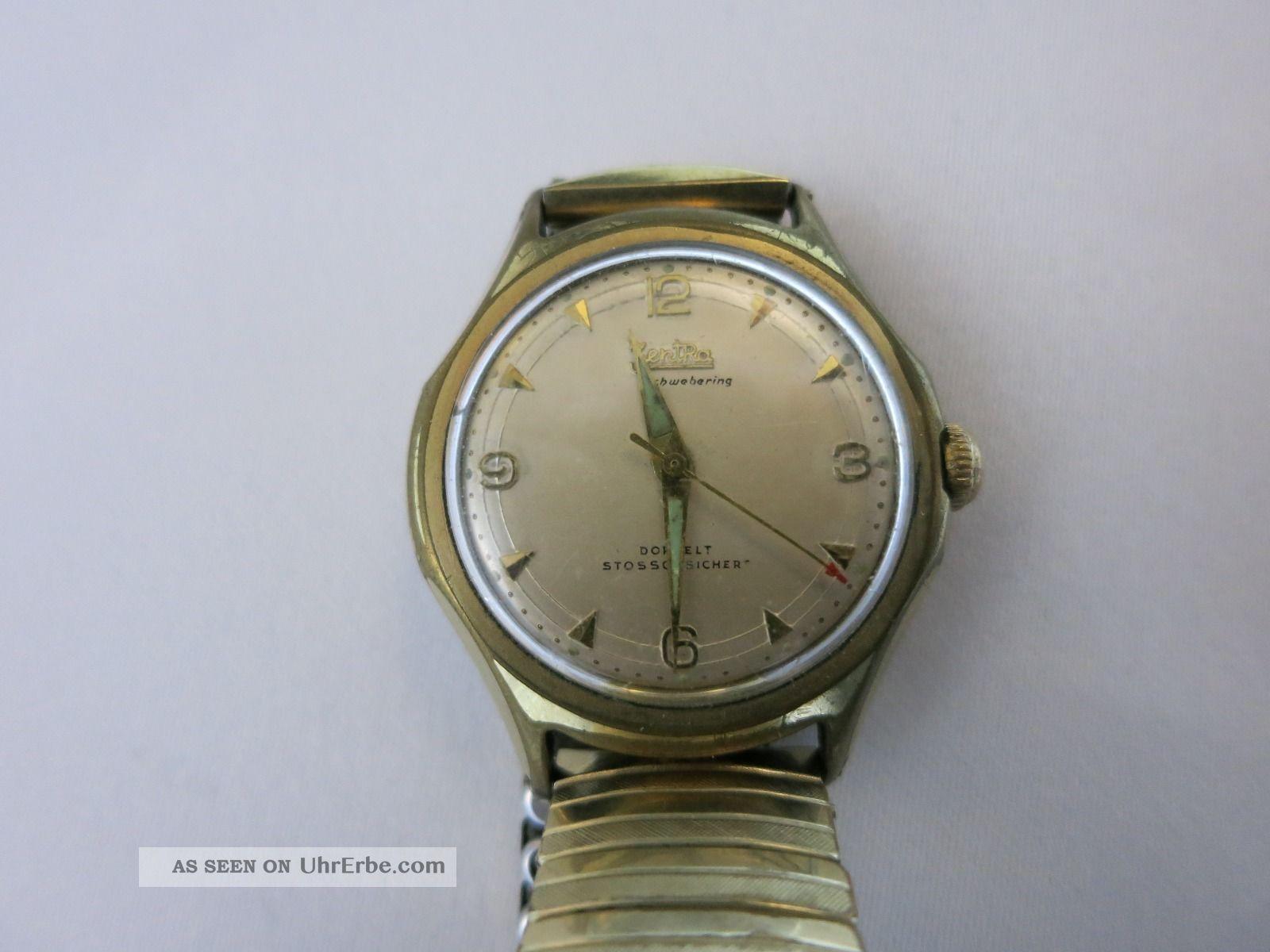 Zentra Armbanduhr Top Läuft Uhr Armbanduhren Bild