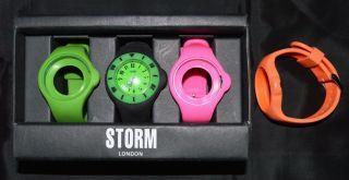 Storm London Uhr / Storm Uhr Pop X Inkl.  4 ArmbÄnder Bild