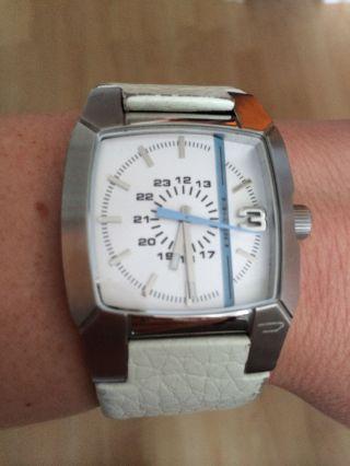 Diesel Uhr - Lederarmband Bild