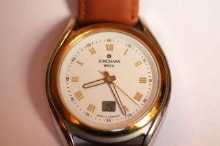 Armbanduhr - Junghans Mega Funkuhr Bild