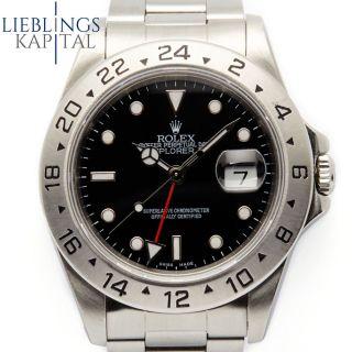 Rolex Explorer Ii Referenz 16570 Bild