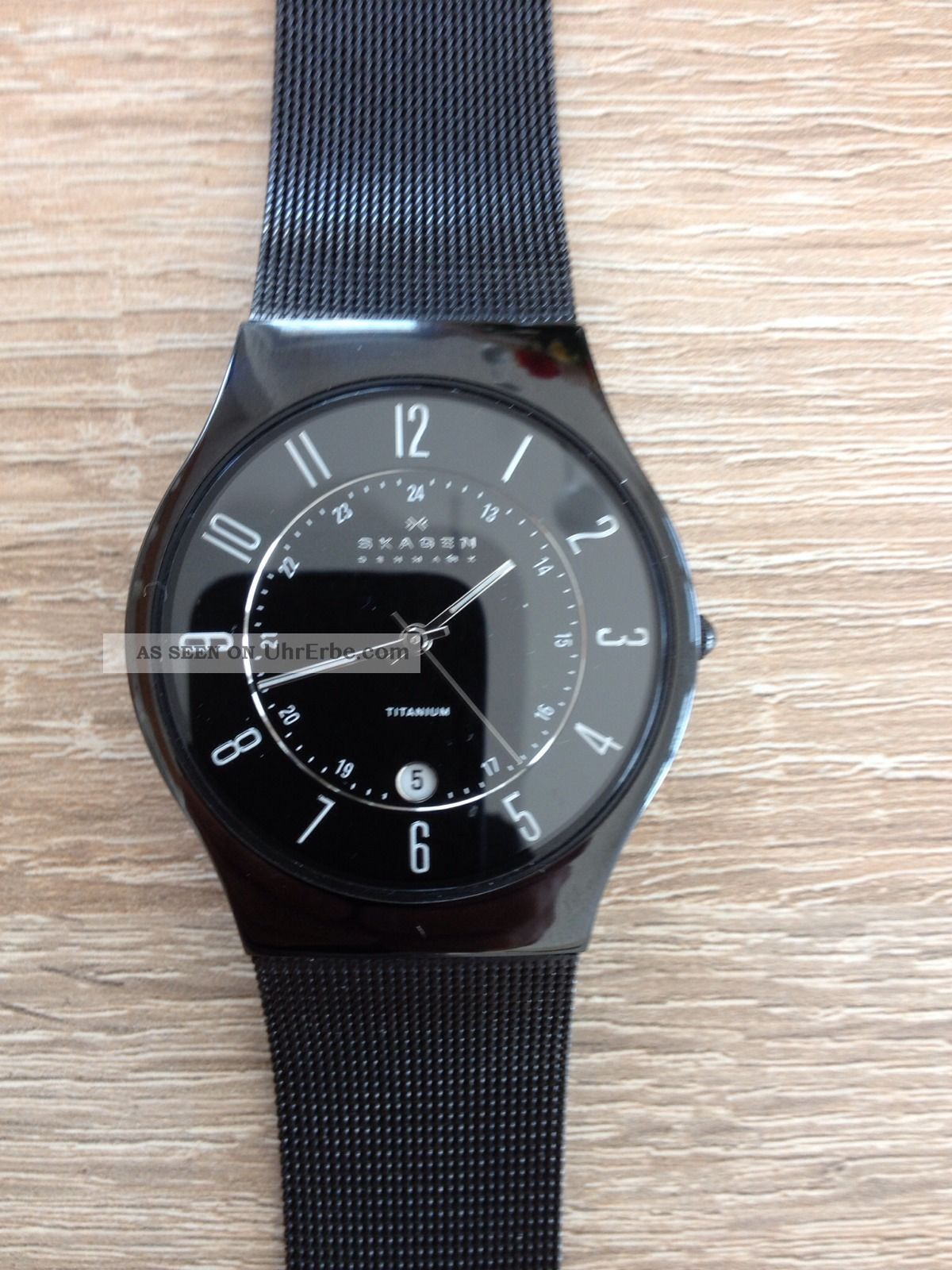Uhr Von Skagen Armbanduhren Bild