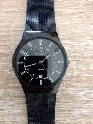 Uhr Von Skagen Bild