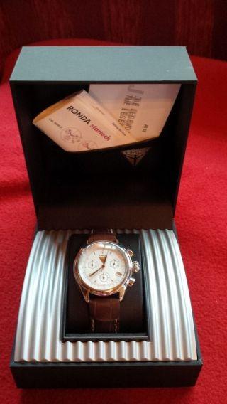 Junkers Uhr 6289 - 1 Himalaya Pearls Lady Ovp Mit Originalbox Und Anleitung Bild
