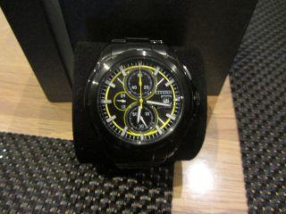 Citizen Chronograph Eco Drive Sport Chrono Ca0275 Armbanduhr Weihnachten Bild