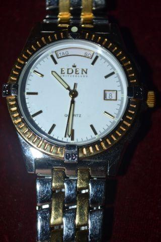 Armbanduhr Eden Bild